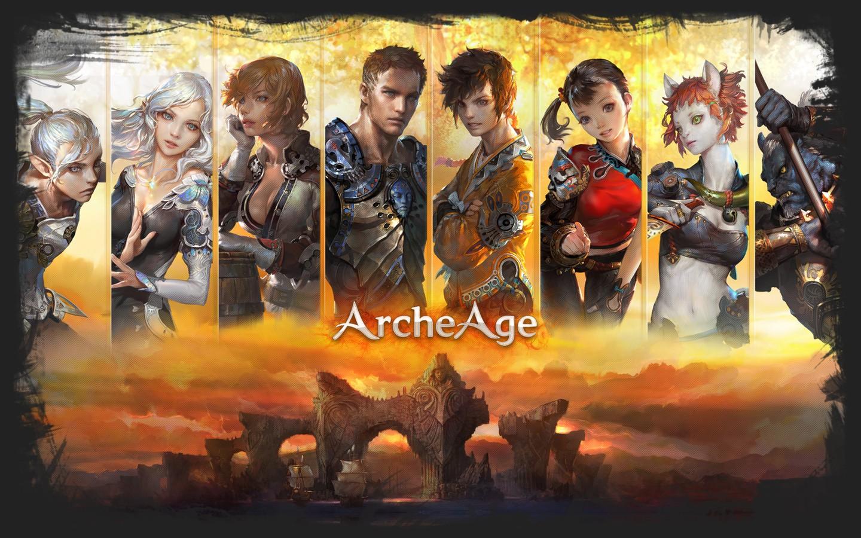 ArcheAge играть