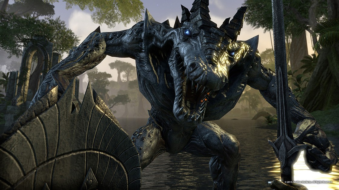 The Elder Scrolls Online PS4 Xbox One Release Date