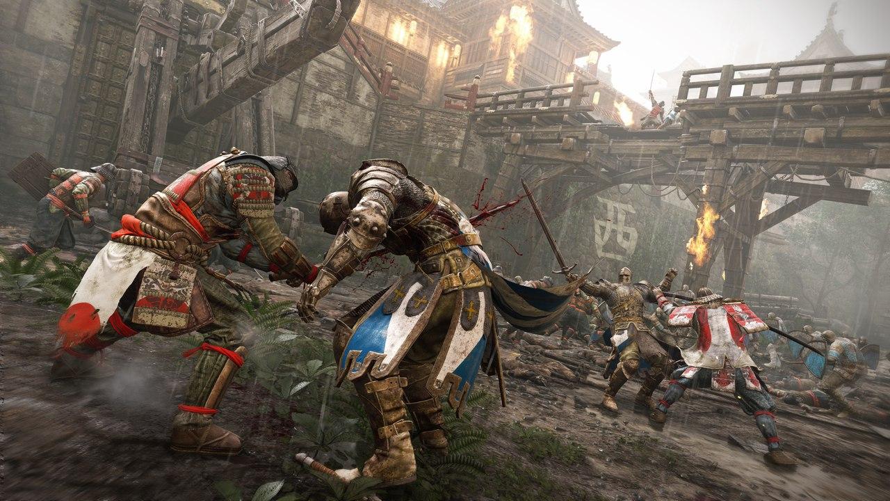 samurai and knights